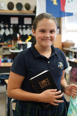 6th-grade-girl-with-bible-in-class