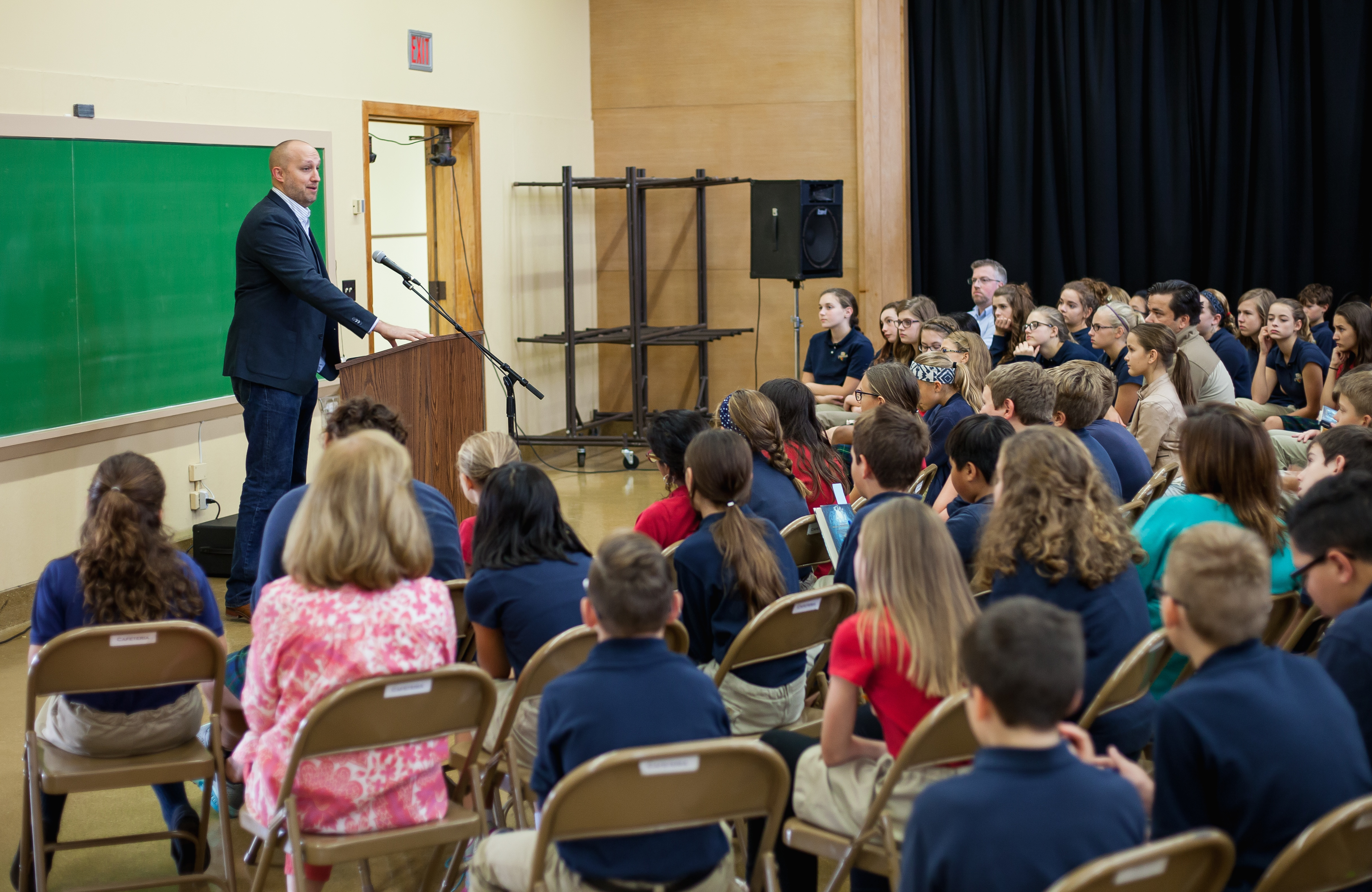 classrom | Veritas Academy | Classical Christian School