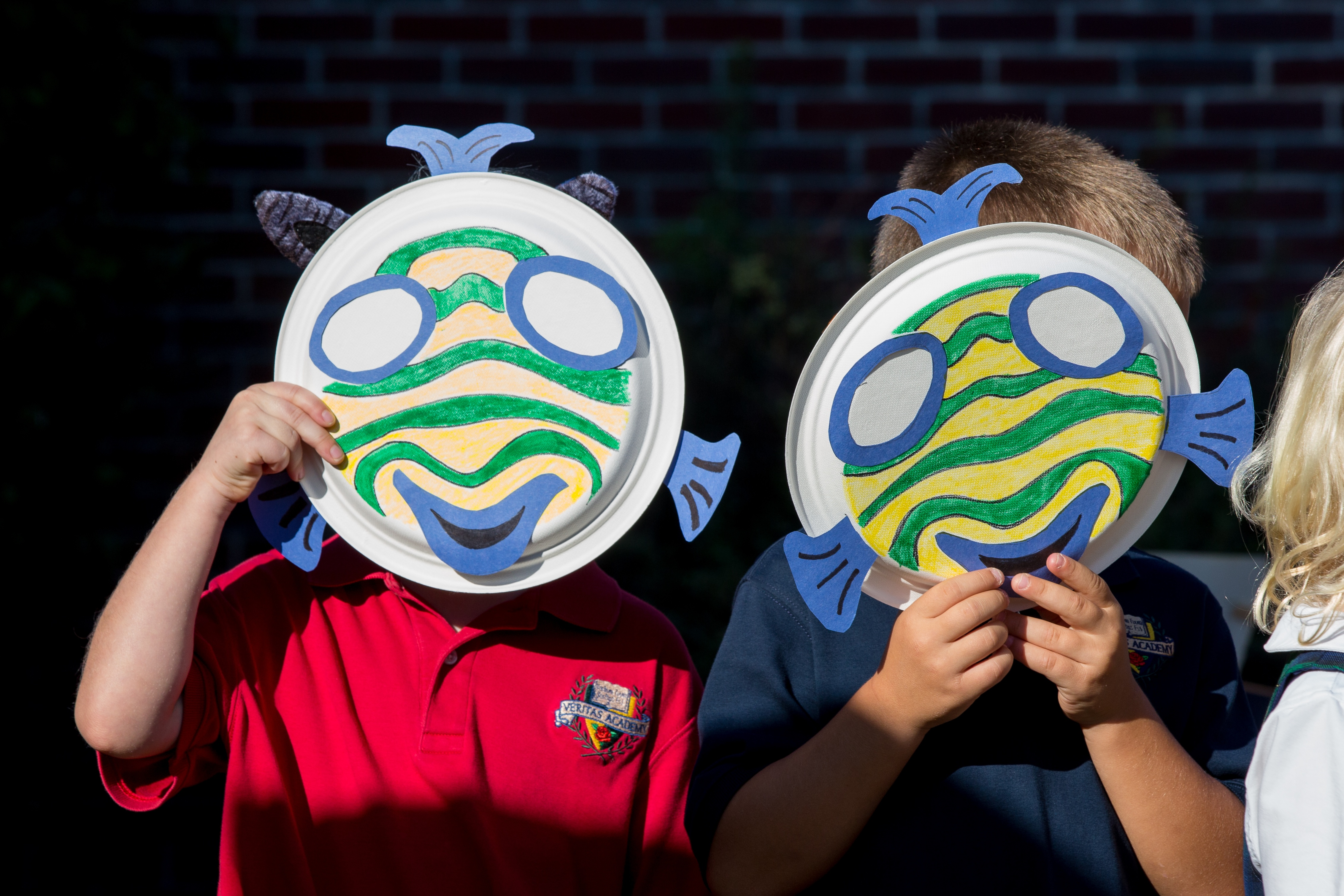 kids mask | Veritas Academy | Classical Christian School