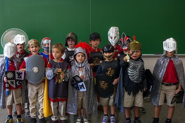 Kindergarten Boys | Veritas Academy | Classical Christian School