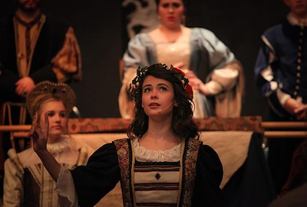 Theatre at Veritas Academy