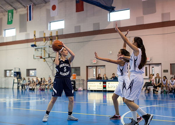 GIRLS BASKETBALL | Veritas Academy | Classical Christian School