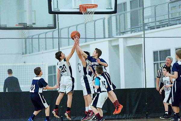 BOYS BASKETBALL | Veritas Academy | Classical Christian School