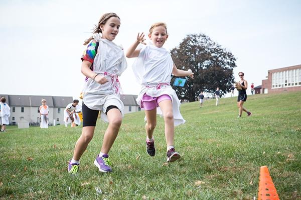 Cooperative Sports | Veritas Academy | Classical Christian School