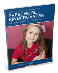 preschool kindergarten | Veritas Academy | Classical Christian School