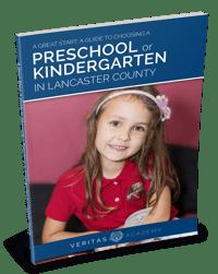 preschool kindergarten | Veritas Academy | Classical Christian School