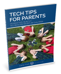 Tech Tips for Parents: Developing Healthy Technology Habits in Children | Veritas Academy