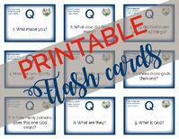 Catechism-Flash-Cards