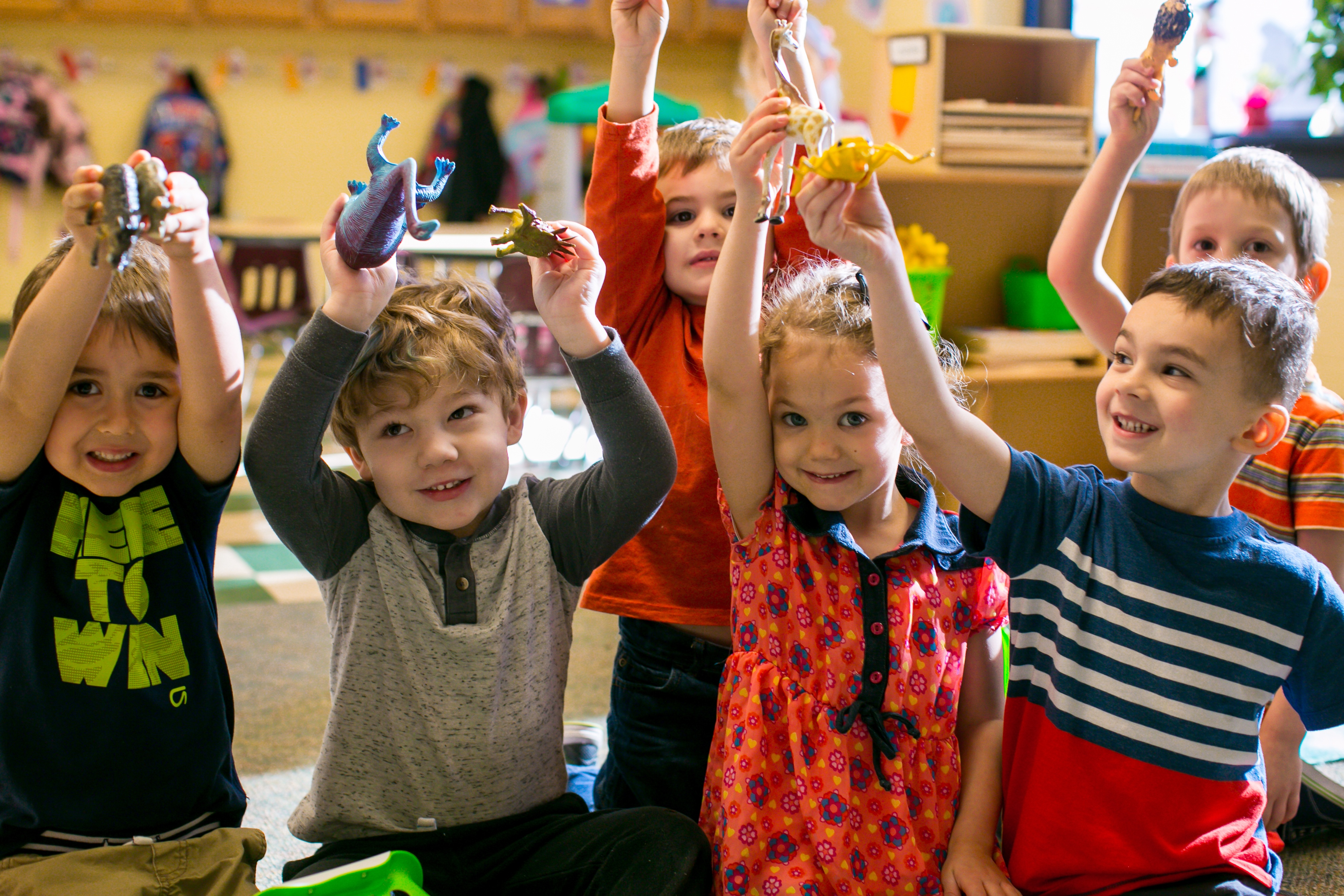 Explore a Day in Kindergarten at Veritas Academy