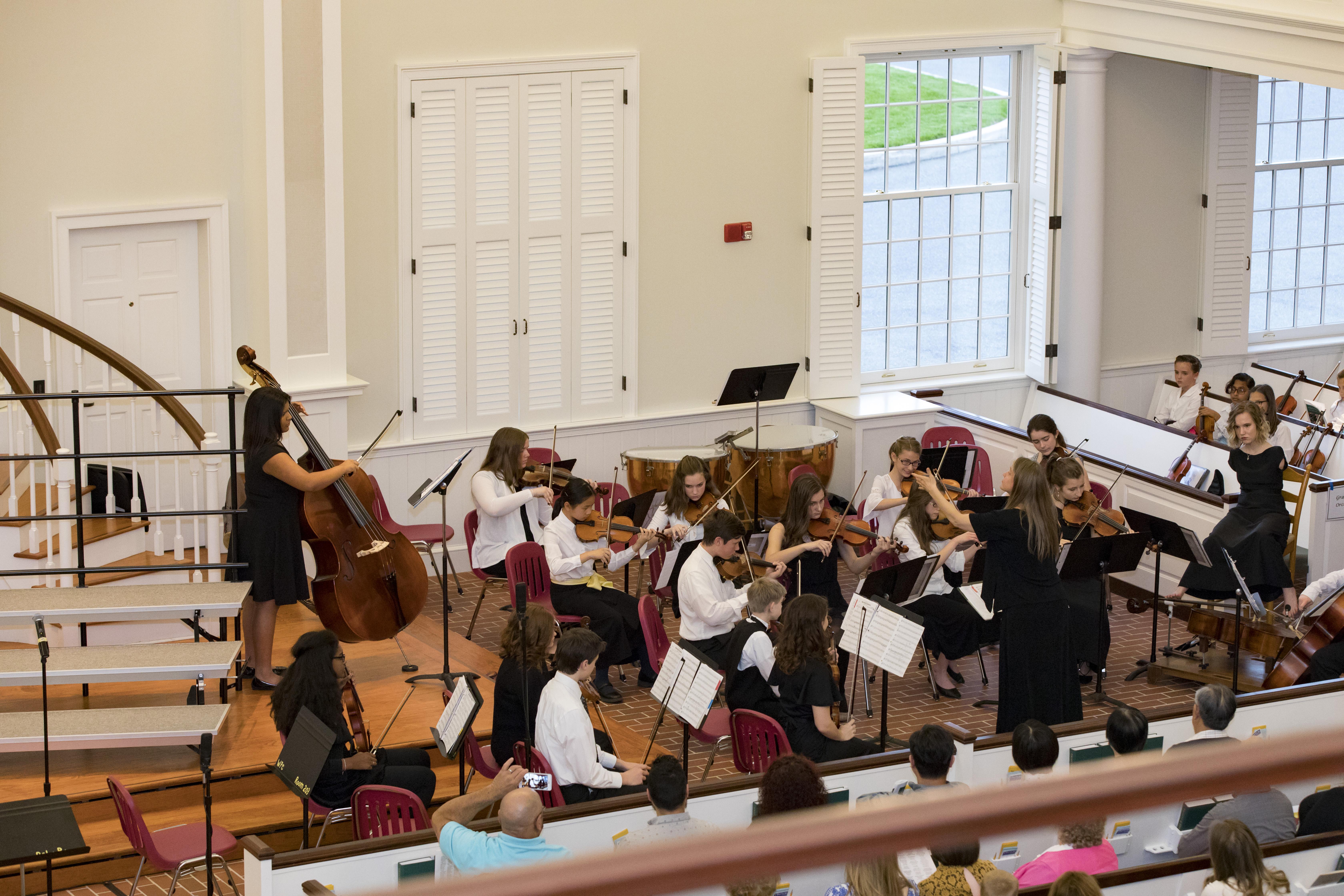 orchestra   Veritas Academy   Classical Christian School