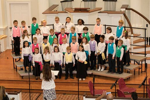 choir | Veritas Academy | Classical Christian School