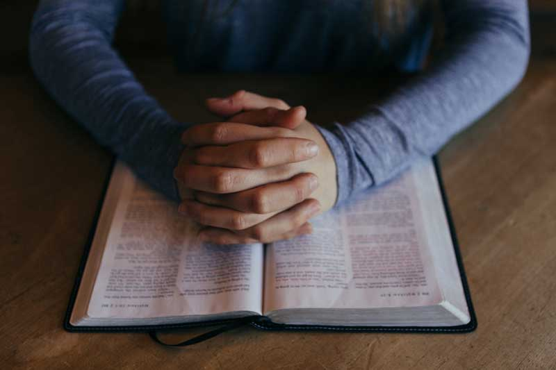 Lent is a time where we give up something in order to pray better
