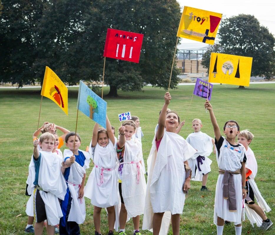 greeks | Veritas Academy | Classical Christian School