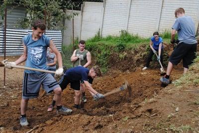 guat digging