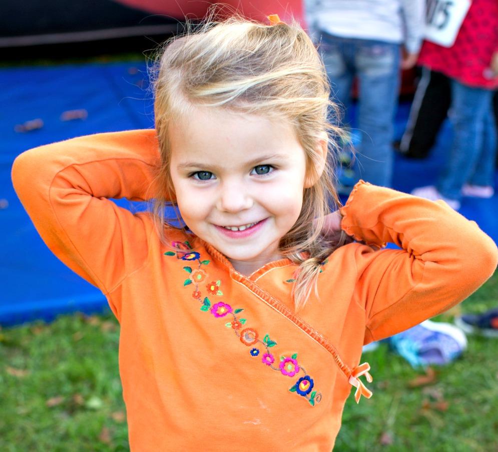 preschool girl | Veritas Academy | Classical Christian School