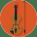 violin-vectors