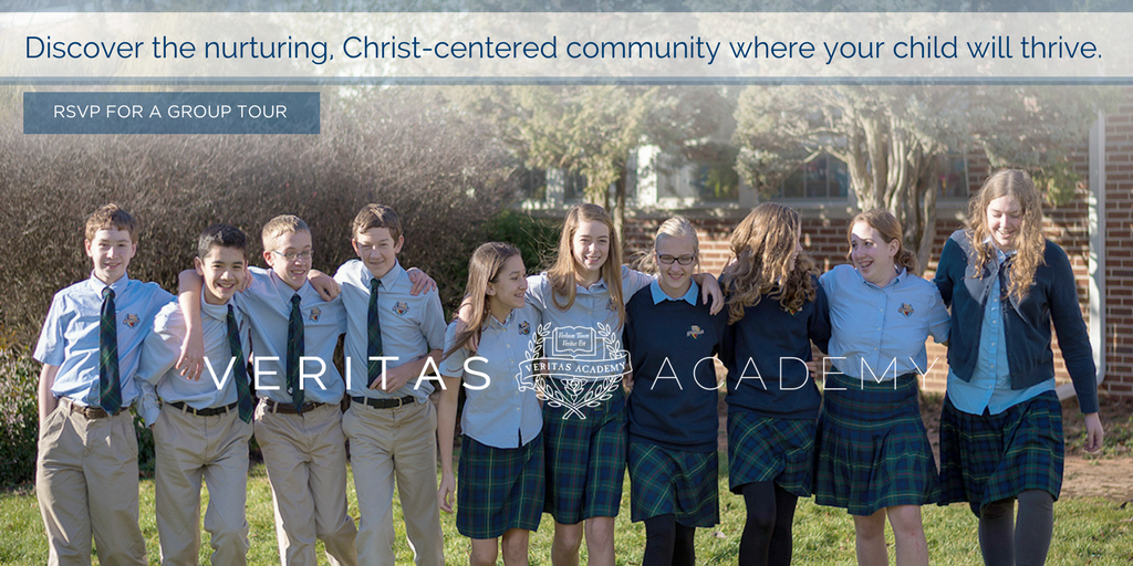 RSVP for a Group Tour | Veritas Academy